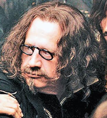 Juan Echanove interpretando a Quevedo
